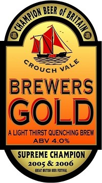 Crouch Vale - Brewers Gold